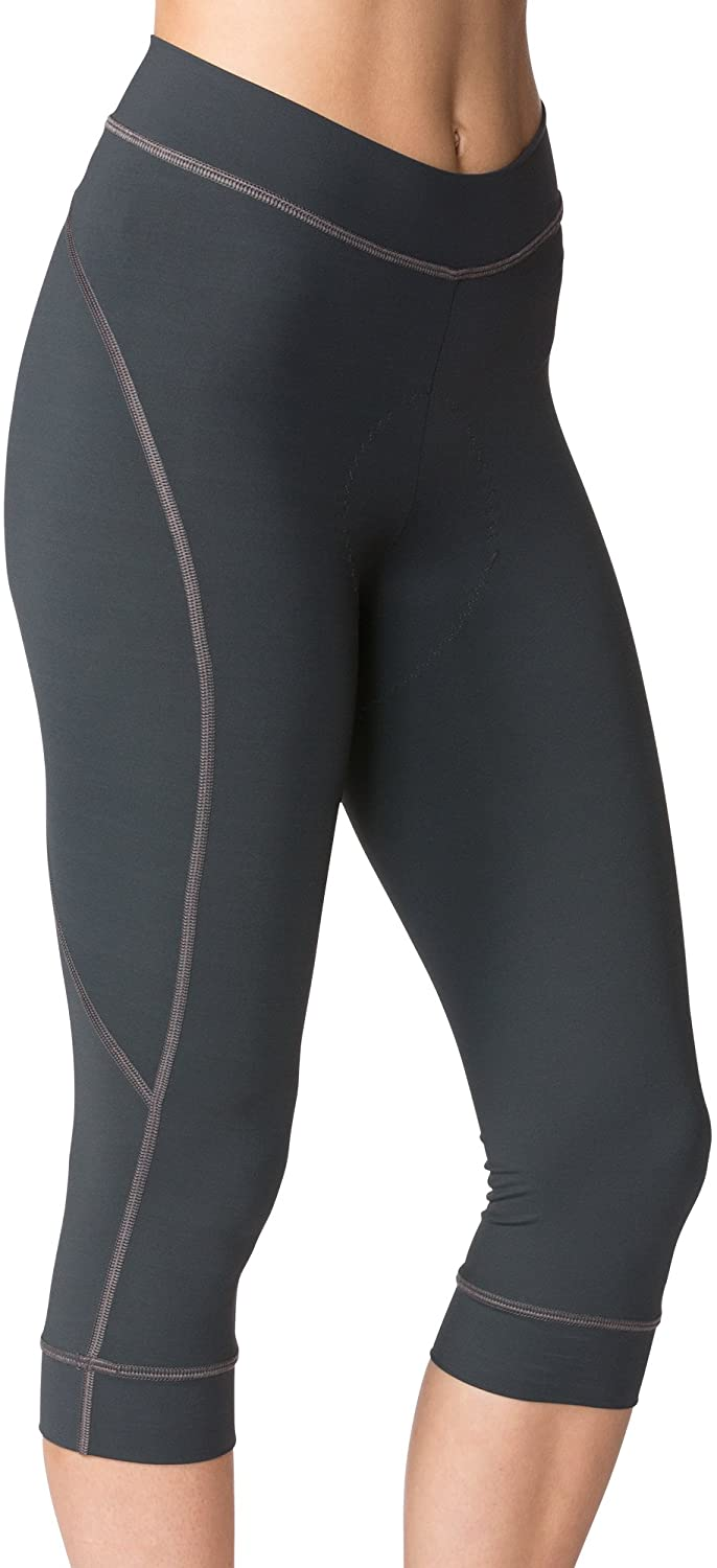 Terry Highly Rated Breakaway Performance Cycling Knickers for Women - Improved with More Padded Fleet Chamois