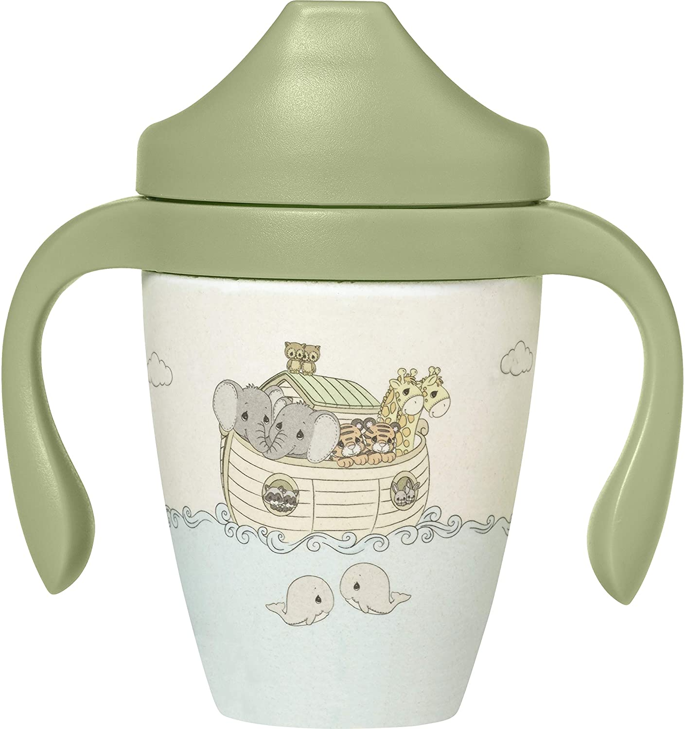 Precious Moments Noah's Ark Toddler Sippy Cup