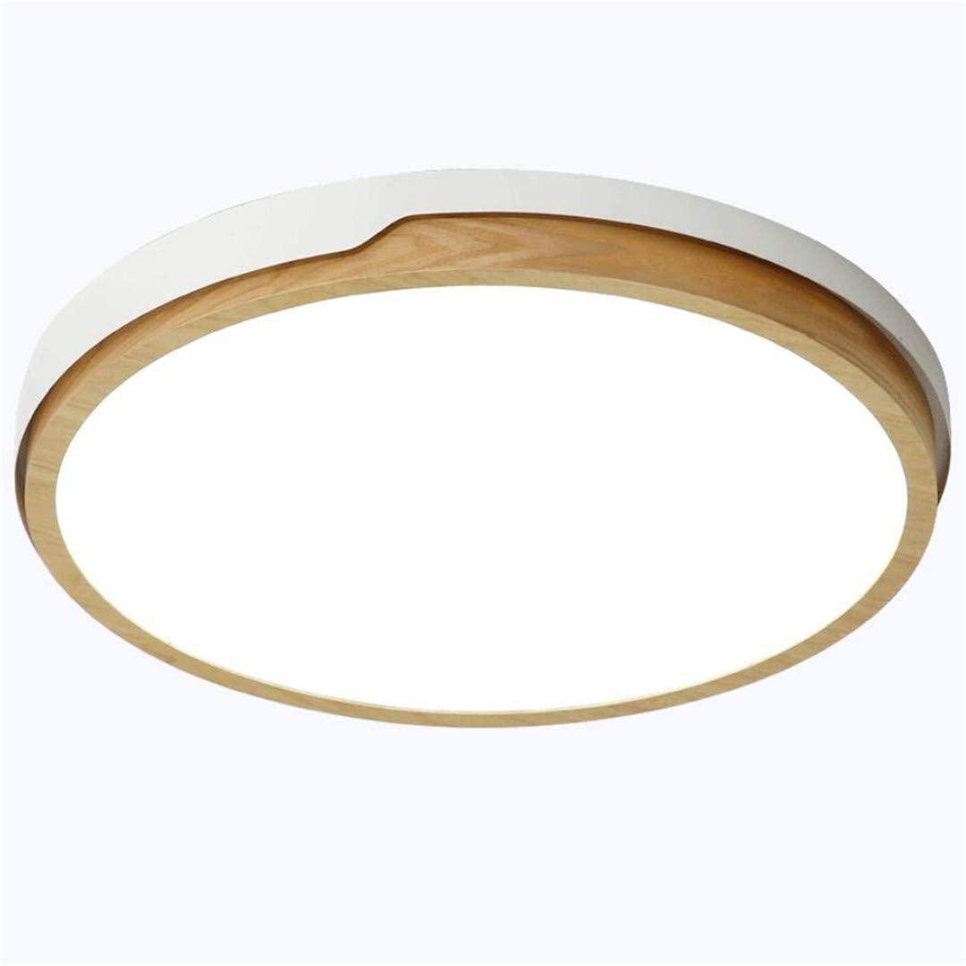 BOSSLV Simple Room Lamp Atmospheric Ceiling Lamp Parlor Lamp Modern Round Creative Led Bedchamber Lamp Romantic Lighting