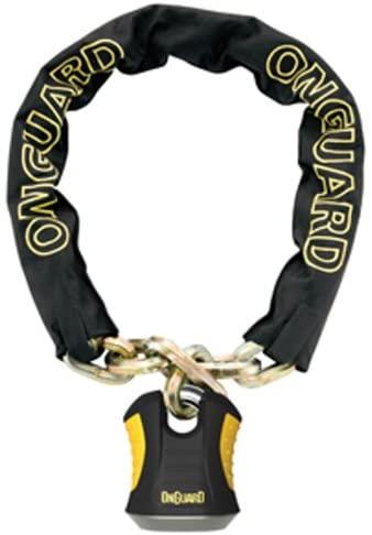 ONGUARD 8017 Beast 12mm x 4' Hex Chain Lock