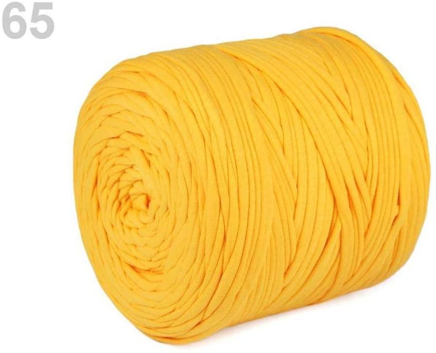 1pc Yolk T-Shirt/Spaghetti Yarn 700g, Knitting & Crochet, Haberdashery