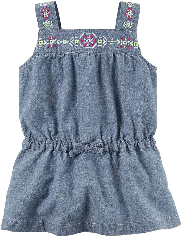 Carter's Baby Girls' Woven Fashion Top 235g261