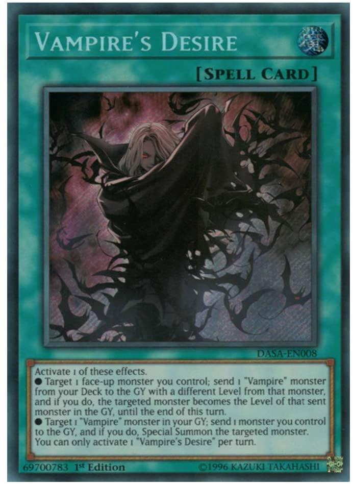 x3 Vampire's Desire MP19-EN240 Common ul