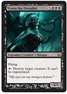 Magic: the Gathering - Visara The Dreadful - from The Vault: Legends - Foil