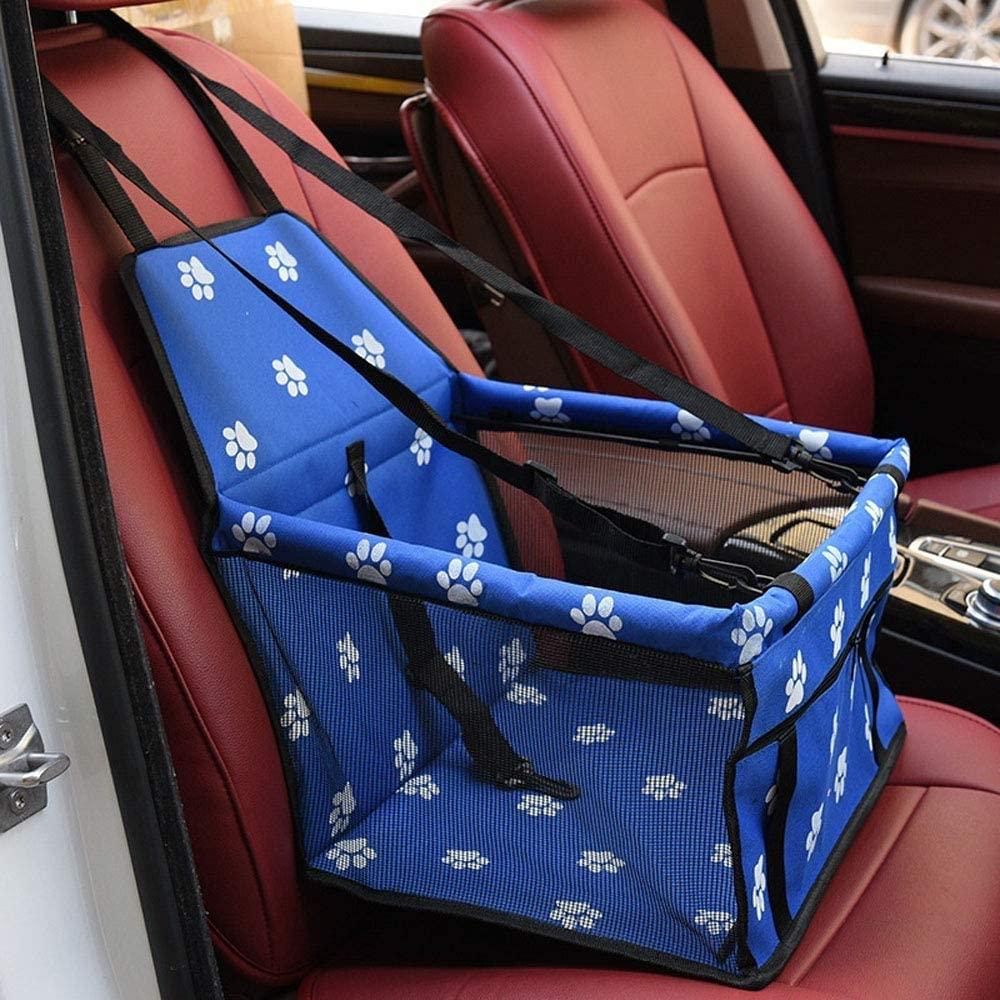 Supcool Pet Dog Car Carrier Seat Bag Waterproof Basket Safety Travelling Mesh Hanging Bags Dog Seat Bag Basket