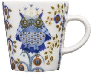 Iittala Taika Espresso Cup 3.25 oz White