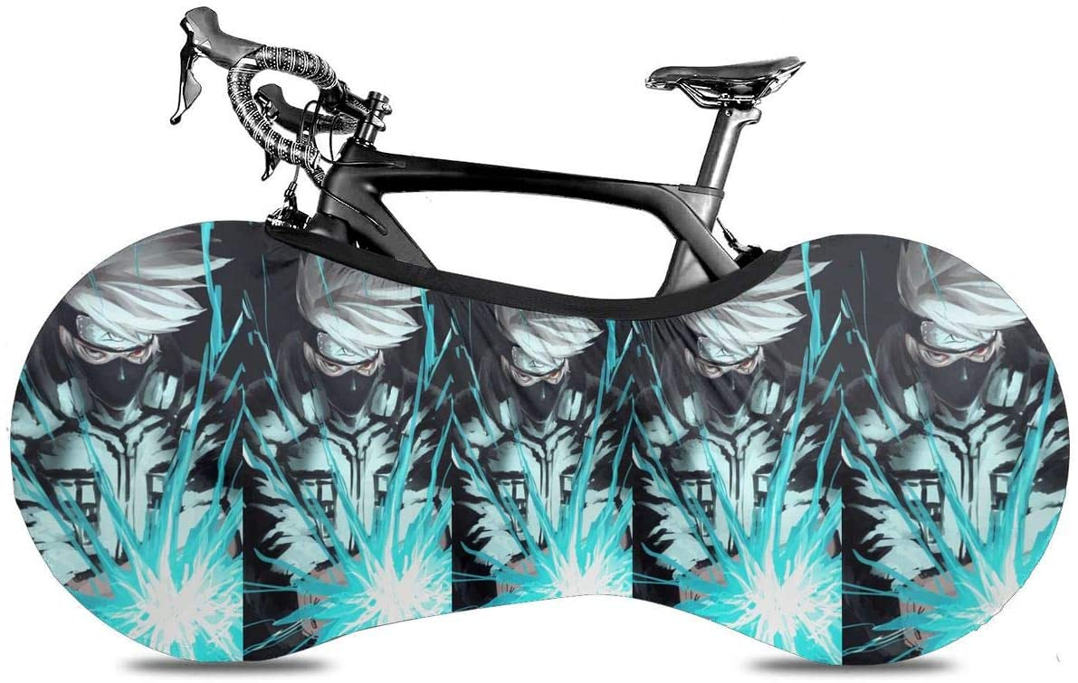 UHBBT Bike Wheel Cover, Dustproof Scratchproof Kakashi Bicycle Storage Bag for Mountain, Road, MTB Bikes