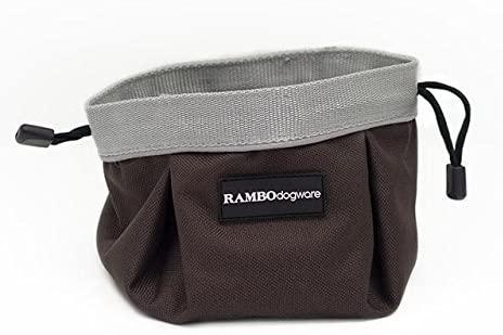 Rambo Dog Feed Bowl