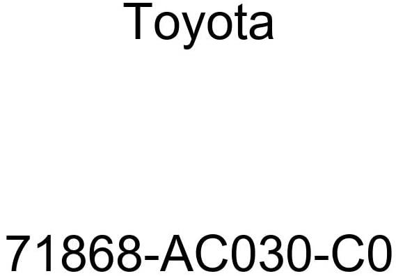 TOYOTA Genuine 71868-AC030-C0 Seat Cushion Shield