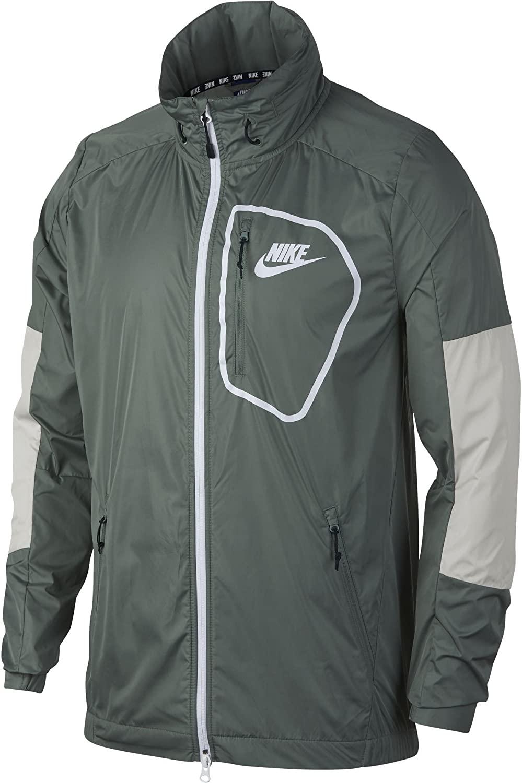 Nike Men's Sportswear Advance 15 Jacket Green