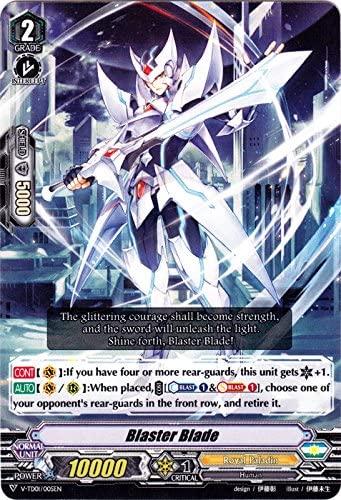 Blaster Blade - V-TD01/005EN - V Trial Deck 01: Aichi Sendou