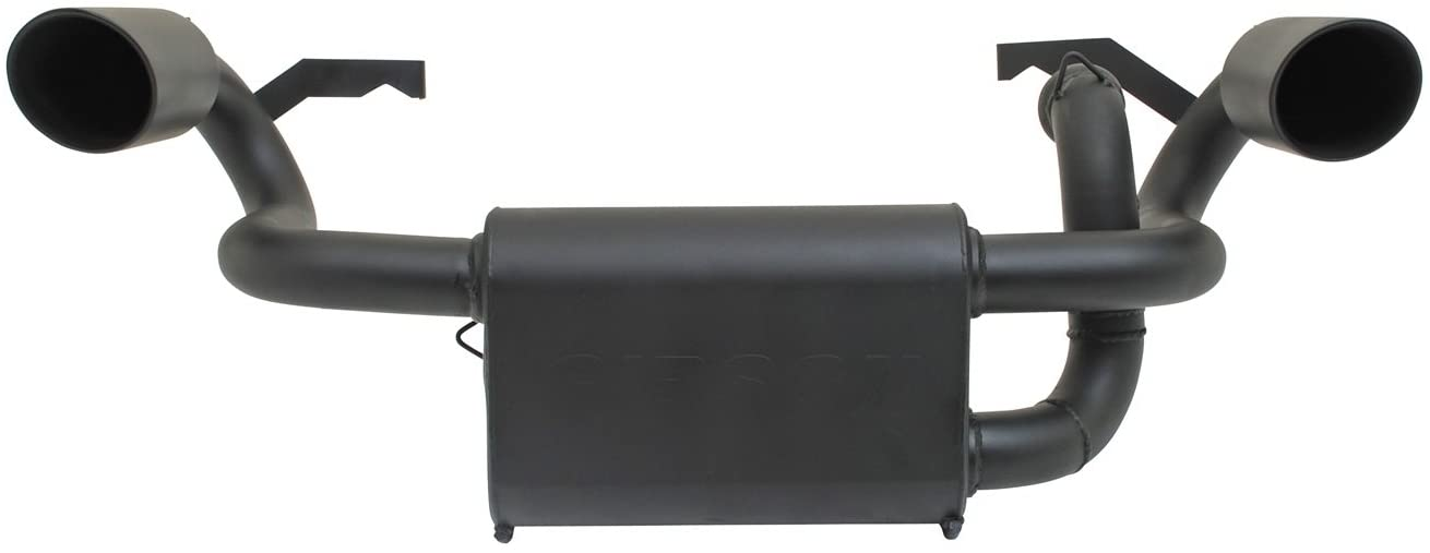 Gibson 98024 Black Ceramic Dual Exhaust System