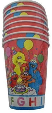 American Greetings Paper Party Cups, 12-Count, 9 oz.