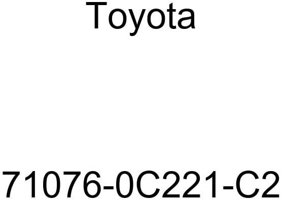 TOYOTA Genuine 71076-0C221-C2 Seat Cushion Cover