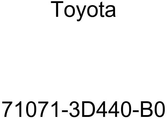 TOYOTA Genuine 71071-3D440-B0 Seat Cushion Cover
