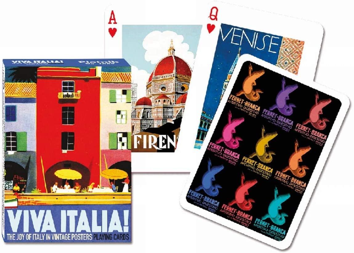 Piatnik–Viva Italia Card Game, 1667