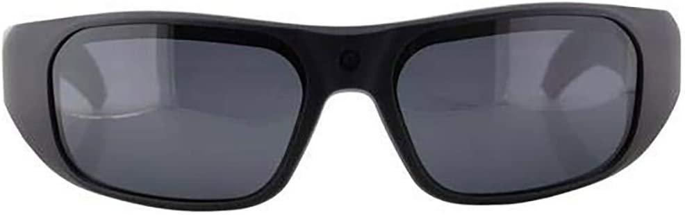 Coleman G30HD VisionHD 1080p HD Waterproof POV Digital Video Sunglasses with 16GB Built-in Memory, Black