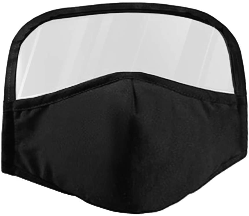 Steagoner Adult Cotton Dustproof Outdoor Eyes Protective Face Health Protection Face Macks with Eyes Bandana