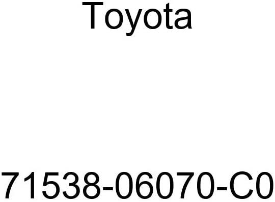 TOYOTA Genuine 71538-06070-C0 Seat Cushion Edge Protector