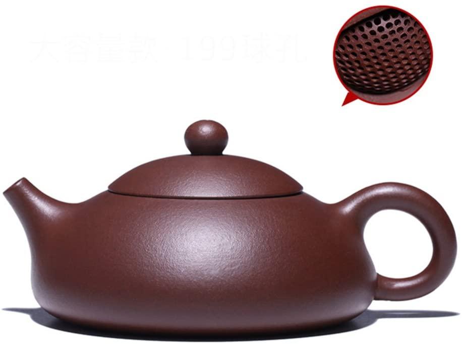 Chinese kung fu tea set,Handmade tea set,1teapot 225ml & 2teacups,Chinese-yixing-zisha-tea-set enameled pottery-C