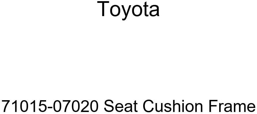 TOYOTA Genuine 71015-07020 Seat Cushion Frame
