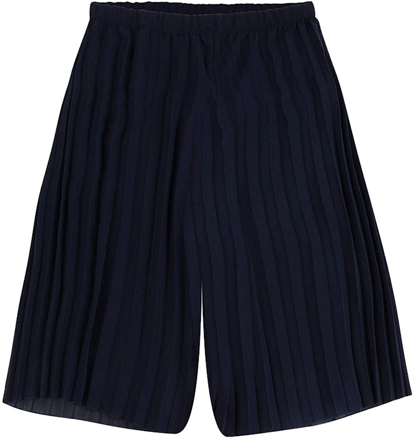 Mayoral - Pleated Skirt for Girls - 6955, Navy