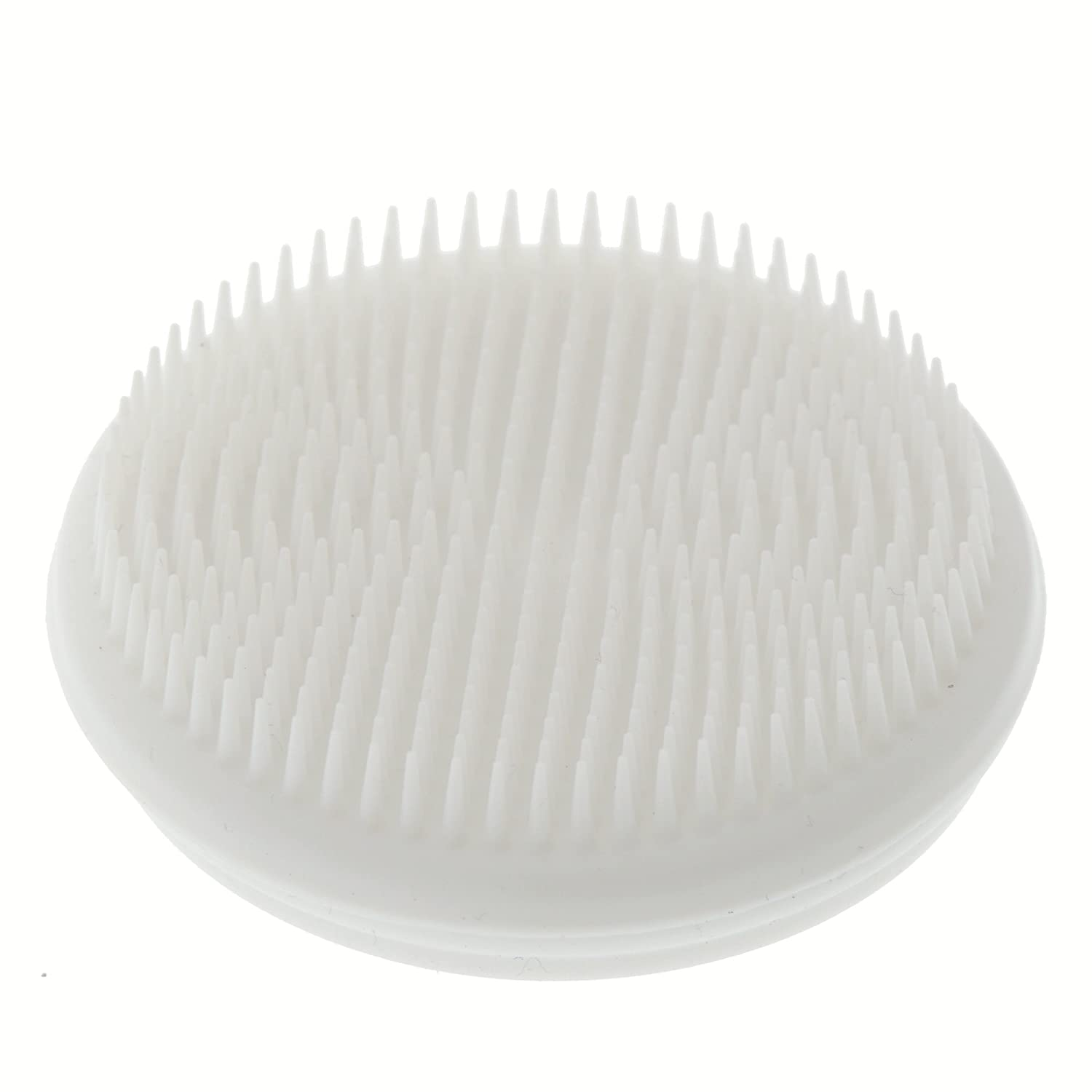 My Life My Shop Ultimate Spin Replacement Brush Silicone Head - On-the-Go Daily Facial Cleansing Tool