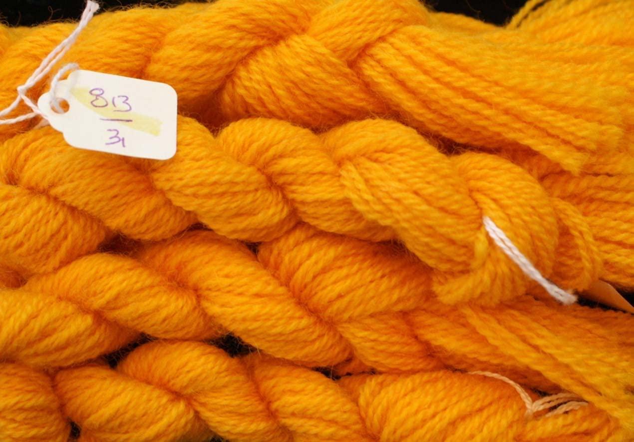 Paternayan Needlepoint 3-ply Wool Yarn-color -813-Sunrise