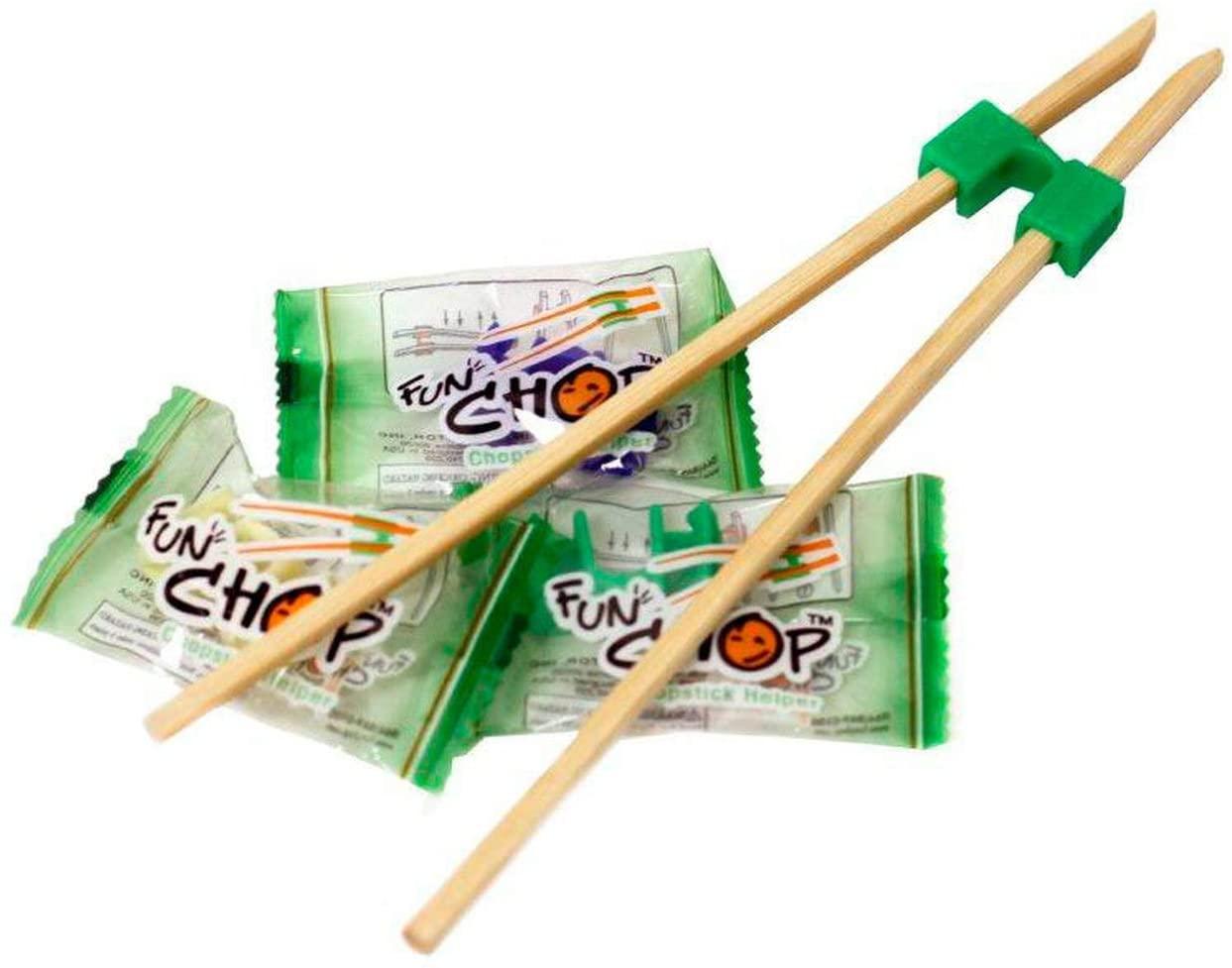 6 FUNCHOP Chopstick Helpers