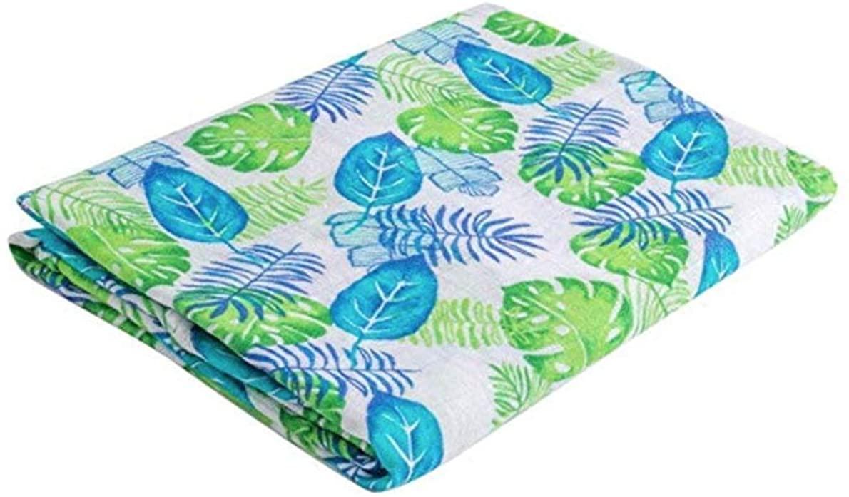 Binglinghua Soft 100% Muslin Cotton Swaddle Baby Blanket Sleeping Blanket