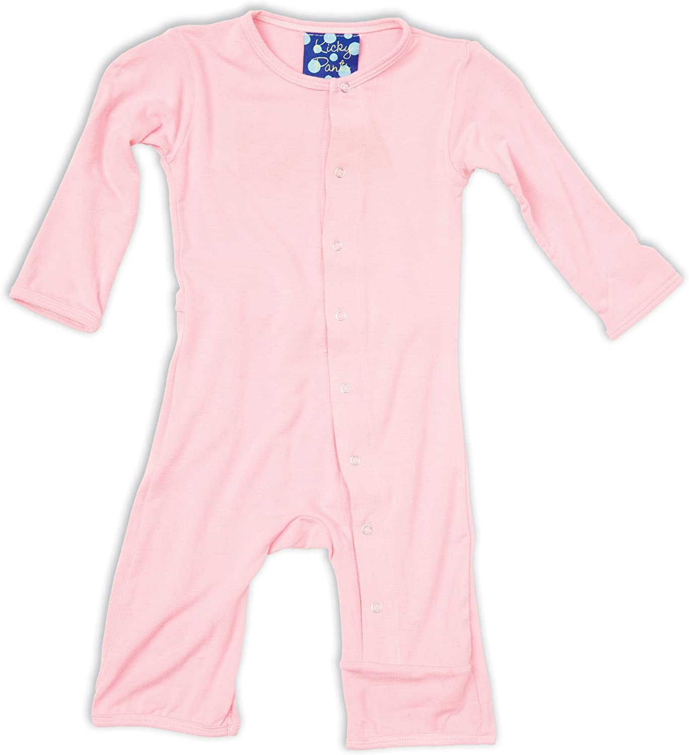 KicKee Pants Coverall, Lotus, 6-12 Months