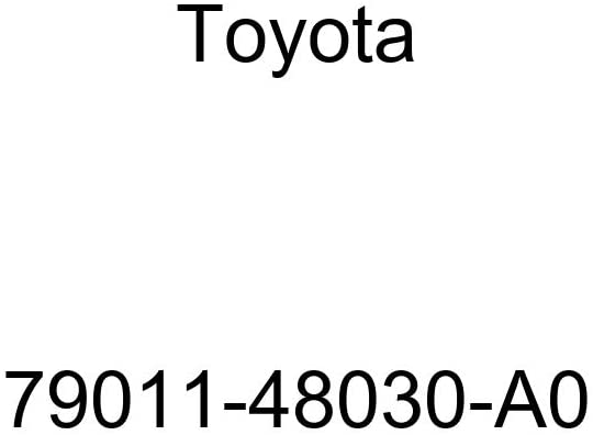 TOYOTA Genuine 79011-48030-A0 Seat Cushion Cover Sub Assembly