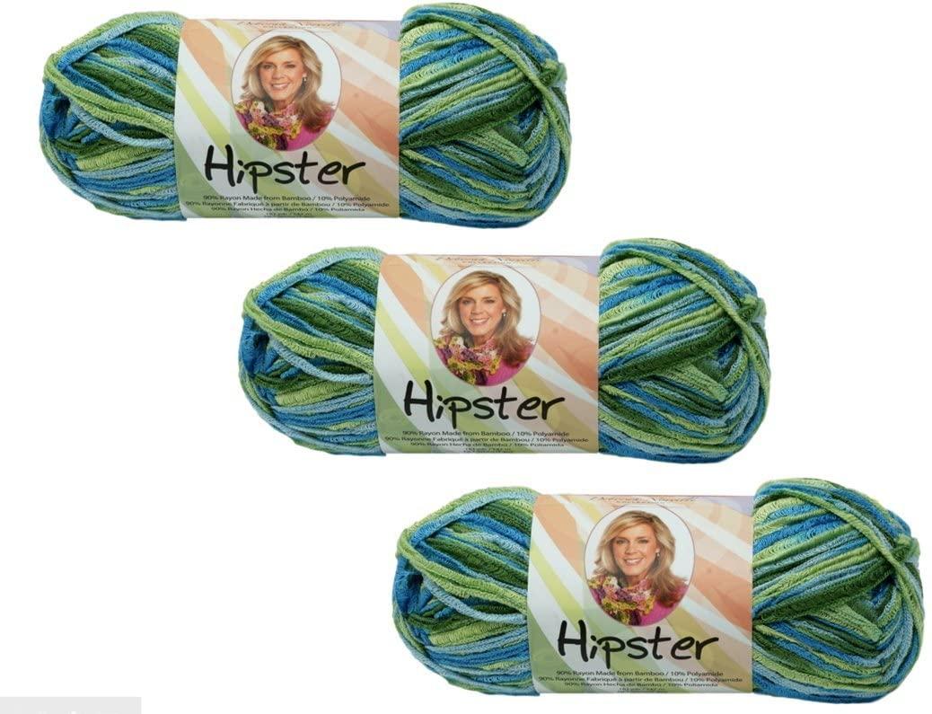 Deborah Norville Collection Hipster Yarn, Veranda, 3 Pack