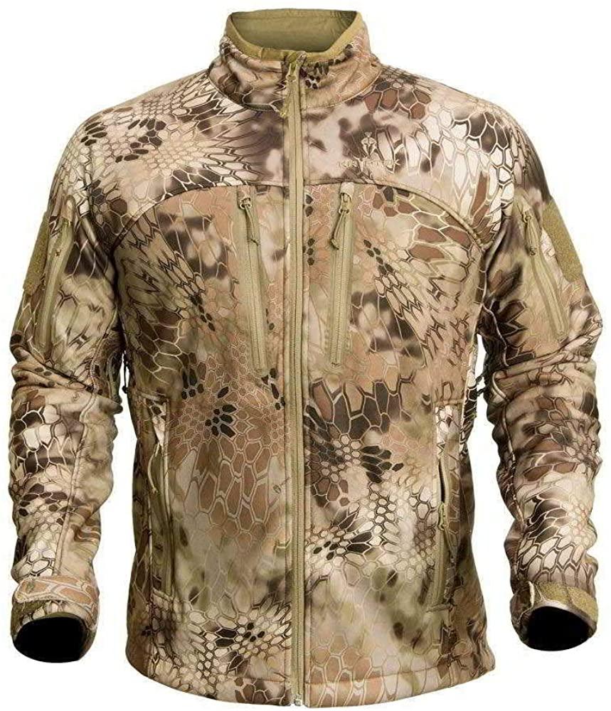 Kryptek Men's Waterproof Cadog Shield Jacket