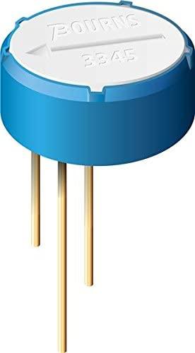 Trimmer Resistors - Through Hole 1/2