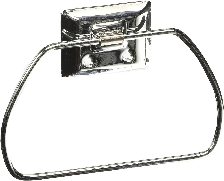SUPERIOR PUMP DECKO 38100 TOWEL RING, Chrome