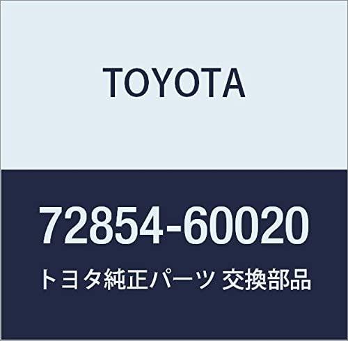 TOYOTA Genuine 72854-60020 Seat Cushion Pad