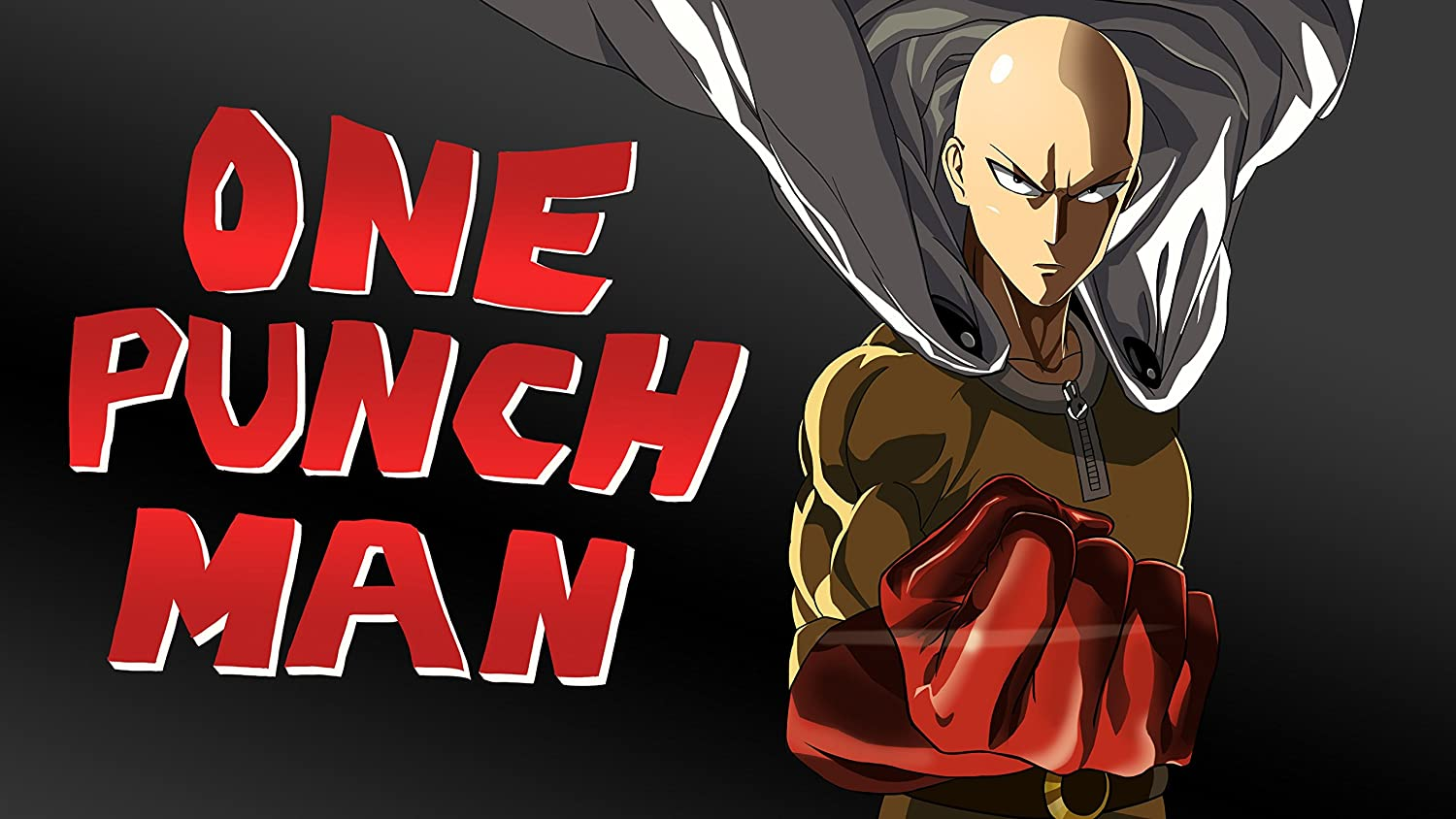 RFG REMOVE FROM GAME One Punch Man Pose Playmat 24 x 14 inch