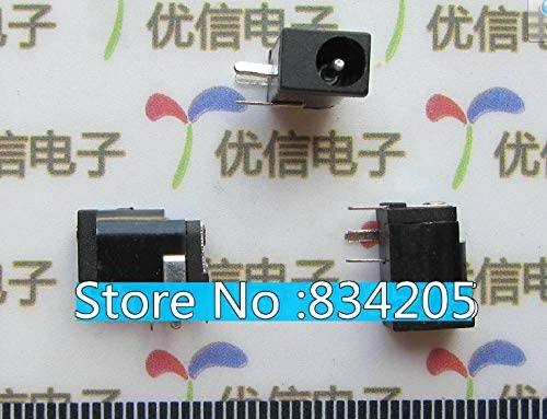 Davitu Electrical Equipments Supplies - DC-002 3.5-1.1MM DC Power Socket Connector