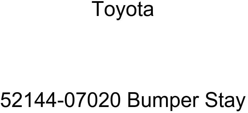 Genuine Toyota 52144-07020 Bumper Stay