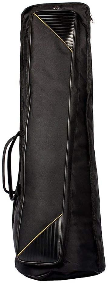 Pandamama Durable Oxford Fabric Tenor Trombone Gig Bag Carry Bag Shoulder Bag Musical Instrument Case Accessory