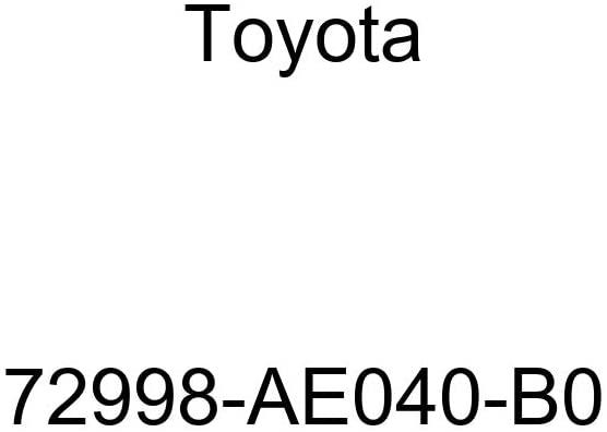 TOYOTA Genuine 72998-AE040-B0 Seat Cushion Cover