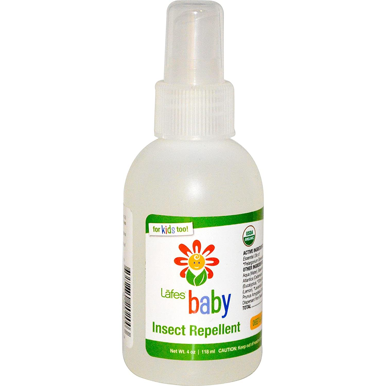 Baby Insect Repellent, Og, 4 oz ( Multi-Pack)