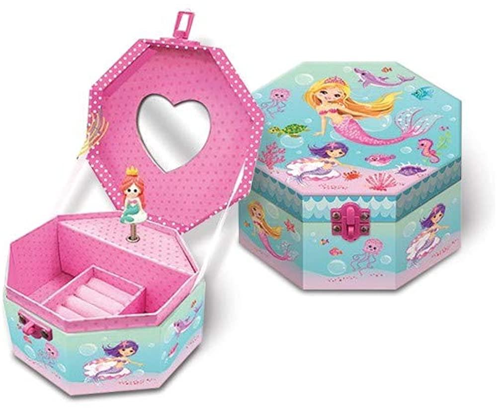 Children's Musical Mermaid Jewelry Box 5.5