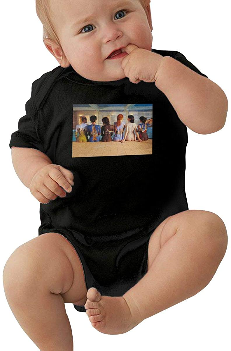 Yangxud Pink Floyd - Back Catalogue Baby Romper Interesting Baby Baby Suit