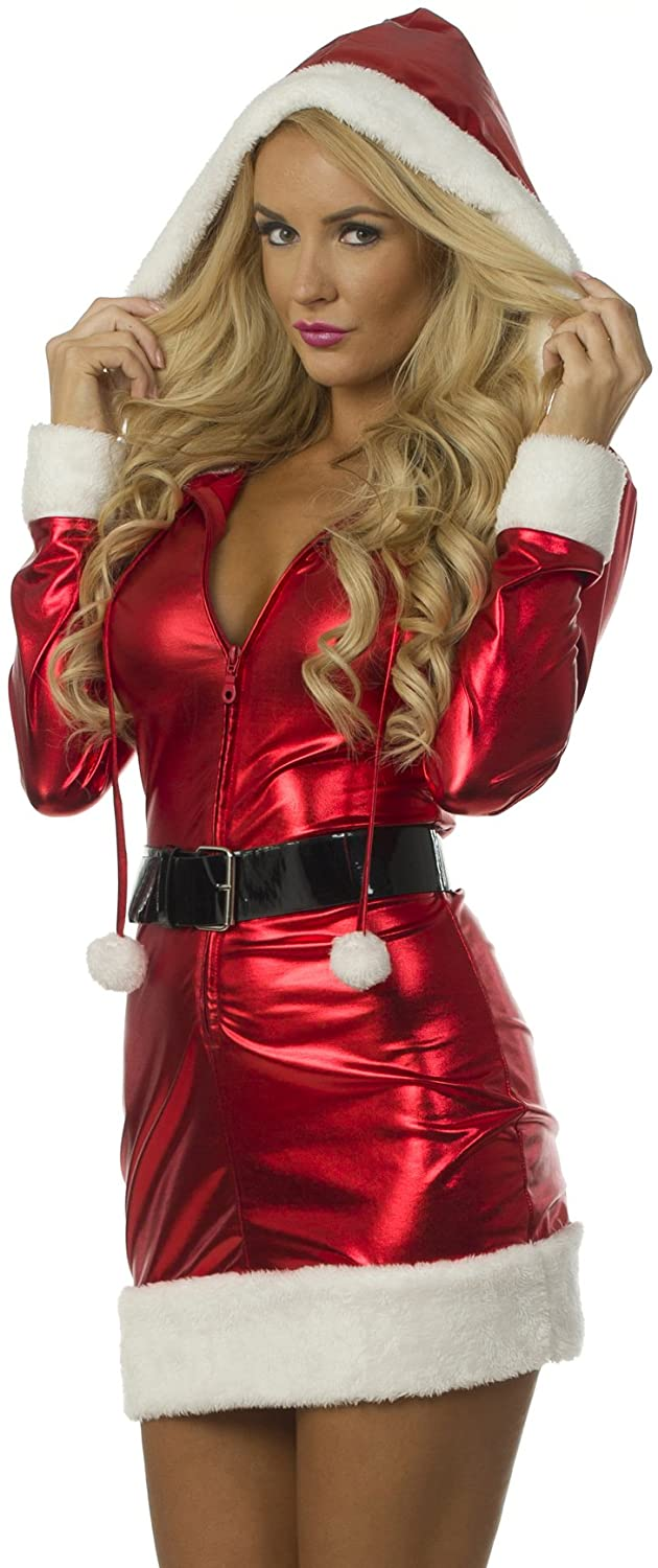 Velvet Kitten Sexy Santas Mistress Costume for Women 8160VK