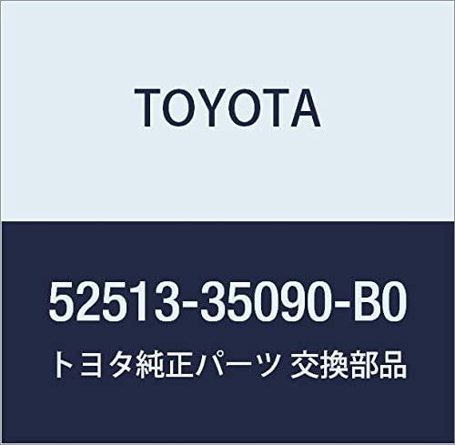 Genuine Toyota 52513-35090-B0 Bumper Filler, Front, Left