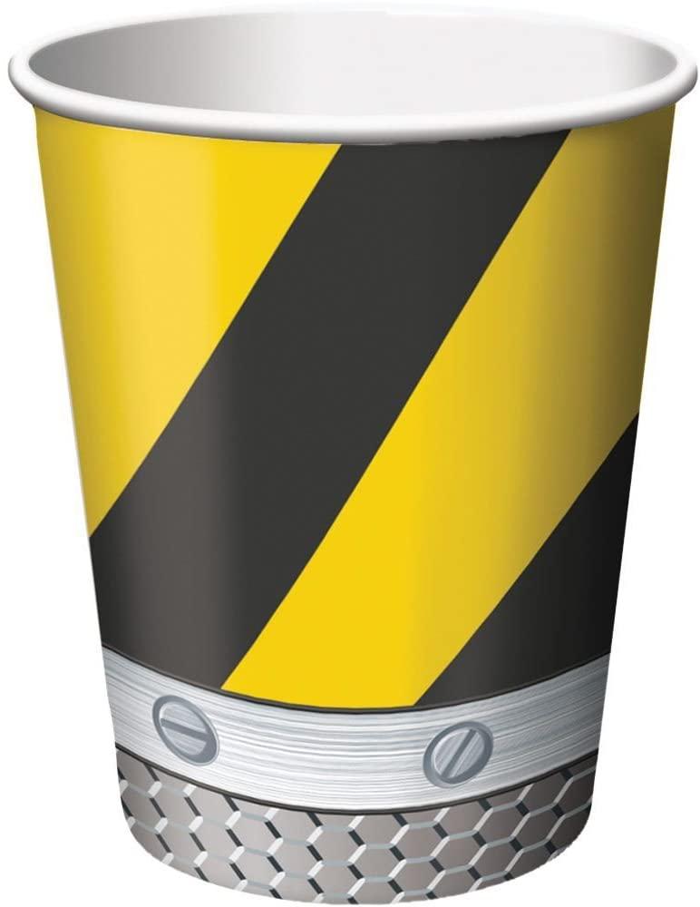 Creative Converting Cups, 3.125x3.125x3.75inc, Multicolor