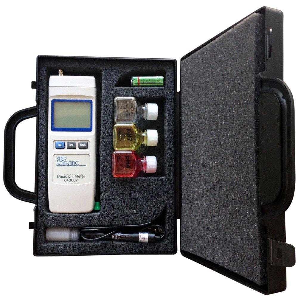 Sper Scientific 840088 pH Meter Kit