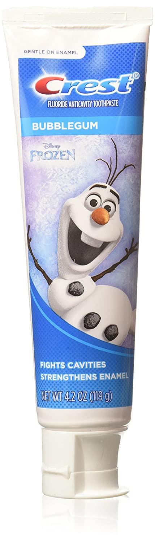 Crest Kid's Toothpaste, Disney's Frozen, 4.2 Ounce